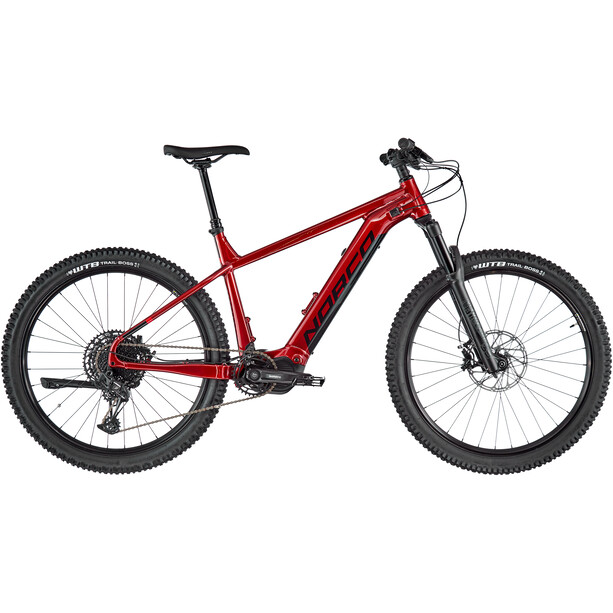 Norco Bicycles Fluid VLT HT 1 red
