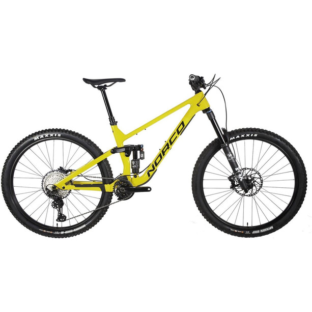 "Norco Bicycles Sight C2 27,5"" yellow/black yellow/black"
