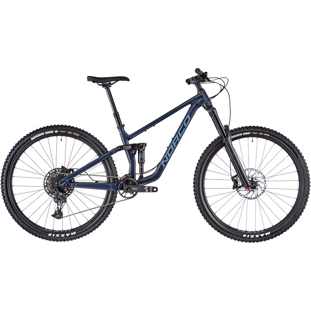 """Norco Bicycles Sight A3 29"""" blue black/slate blue"""