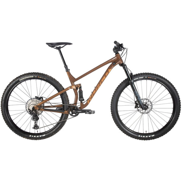 "Norco Bicycles Fluid FS 1 27,5"" brown/copper"