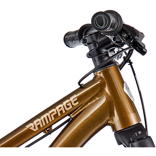 """Norco Bicycles Rampage 1 26"""" brown/tan"""