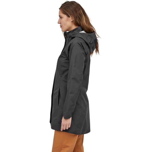 Patagonia Torrentshell 3L City Coat Dam black