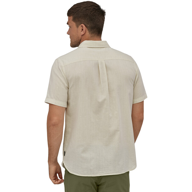 Patagonia Cayo Largo II Shirt Herr chambray/pelican