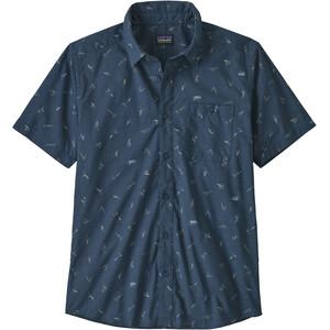 Patagonia Go To skjorte Herre Blå Blå