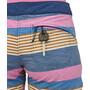 "Patagonia Wavefarer Boardshorts 5"" Dam fitz stripe texture/superior blue"