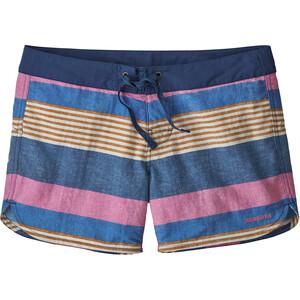 "Patagonia Wavefarer Boardshorts 5"" Dam fitz stripe texture/superior blue fitz stripe texture/superior blue"