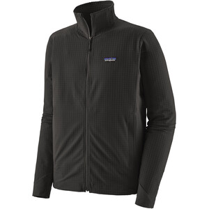 Patagonia R1 TechFace Jacket Herr black black