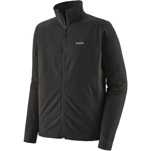 Patagonia R1 TechFace Jacket Herr black