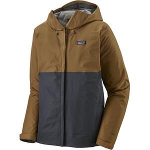 Patagonia Torrentshell 3L Jacket Herr coriander brown coriander brown