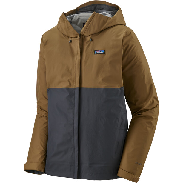 Patagonia Torrentshell 3L Jacket Herr coriander brown