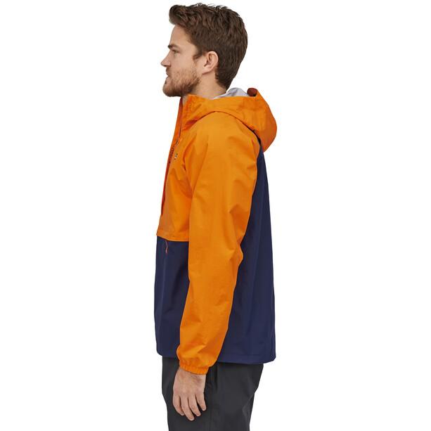 Patagonia Torrentshell 3L Pullover Herr mango