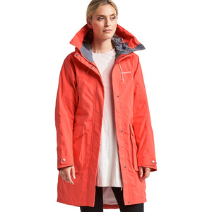 DIDRIKSONS Thelma Parka Damen coral red coral red