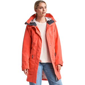 DIDRIKSONS Ilma Parka Damen coral red coral red