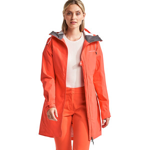 DIDRIKSONS Bea Parka Damen coral red coral red
