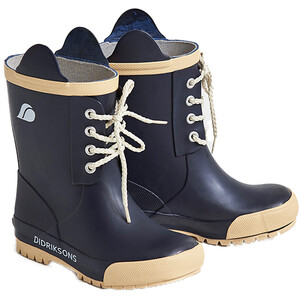 DIDRIKSONS Splashman Rubber Boots Barn navy navy