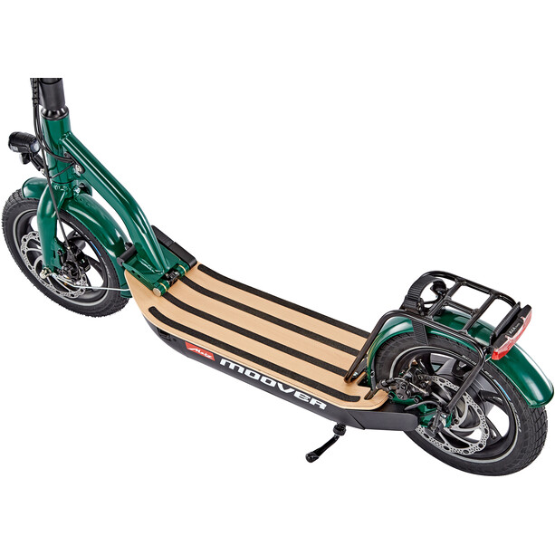 Metz Moover E-Scooter Limited Edition grün