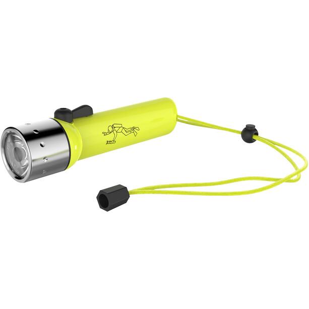 Led Lenser LED D14.2 Taschenlampe Blister yellow