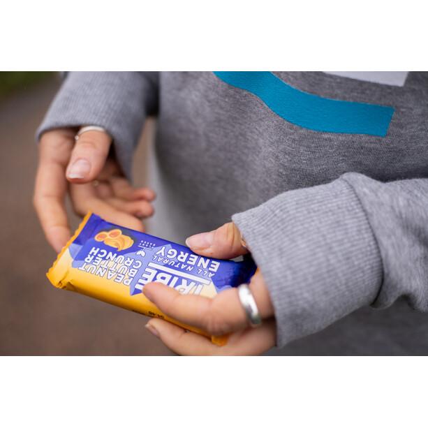 TRIBE Infinity Energy Oat Bar Box 16x50g Erdnussbutter Crunch