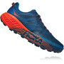 Hoka One One Speedgoat 4 Schuhe Herren majolica blue/mandarin red