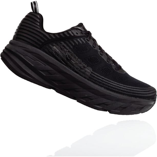 Hoka One One Bondi 6 Schuhe Herren black/black