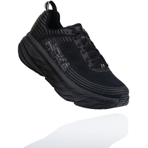 Hoka One One Bondi 6 Schuhe Herren black/black black/black