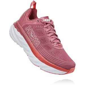 Hoka One One Bondi 6 Shoes Women heather rose/lantana heather rose/lantana