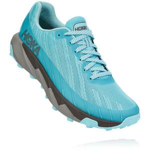Hoka One One Torrent Schuhe Damen majolica blue/fusion coral majolica blue/fusion coral
