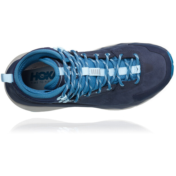 Hoka One One Kaha GTX Stiefel Damen blau