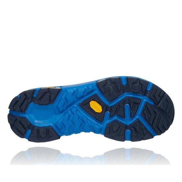Hoka One One Toa GTX Saappaat Miehet, black iris/blue