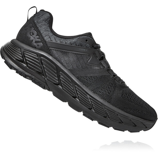 Hoka One One Gaviota 2 Schuhe Damen black/dark shadow