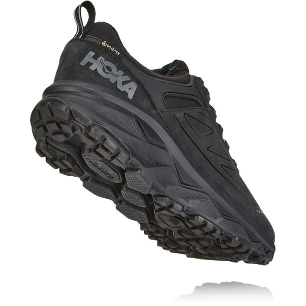 Hoka One One Challenger Gore-Tex Low-Cut Schuhe Herren black