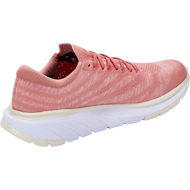 Hoka One One Cavu 3 Schuhe Damen pink/weiß
