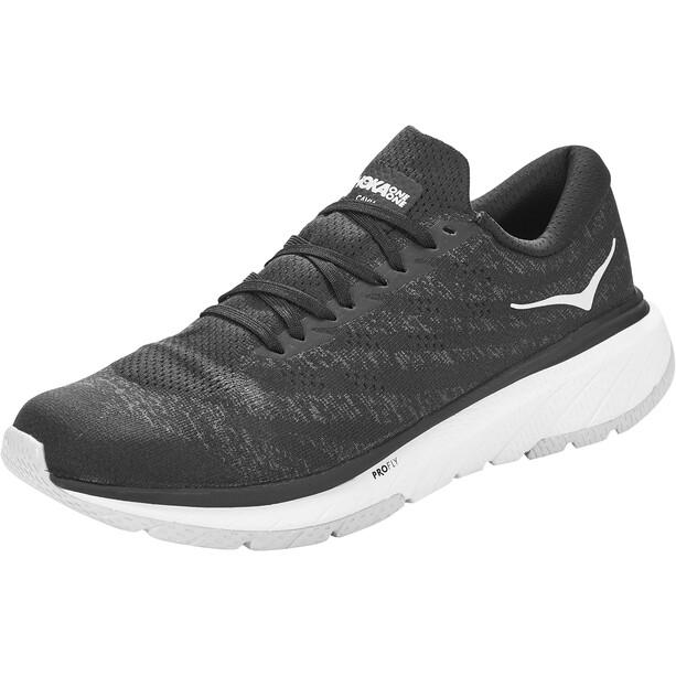 Hoka One One Cavu 3 Schuhe Herren black/white