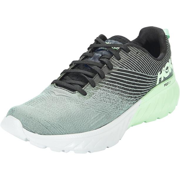 Hoka One One Mach 3 Shoes Men, vihreä/harmaa