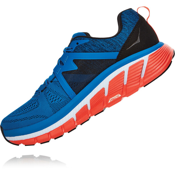 Hoka One One Gaviota 2 Shoes Men, sininen/punainen