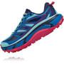 Hoka One One Mafate Speed 2 Schuhe Damen imperial blue/antigua sand