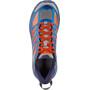 Hoka One One Mafate Speed 2 Chaussures Homme, imperial blue/mandarin red