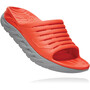 Hoka One One Ora Recovery Slide Chaussures Homme, orange/gris