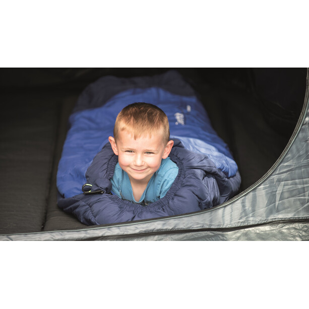 Outwell Convertible Junior Navy Sleeping Bag Barn