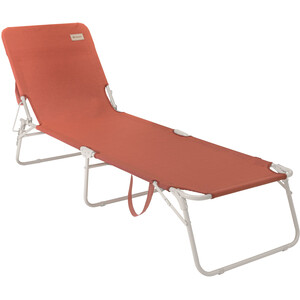 Outwell Tenby Lounger, rood rood