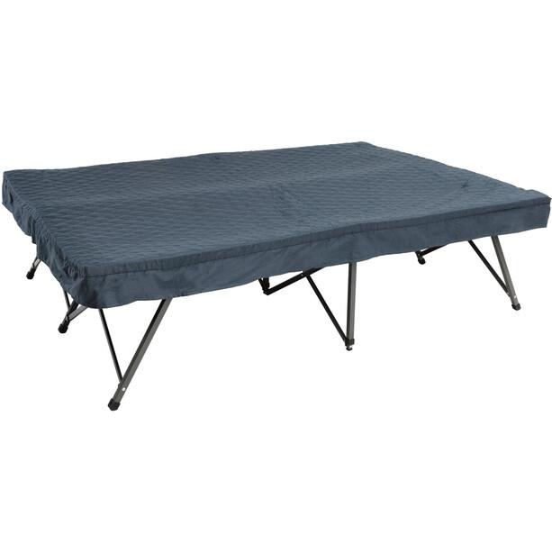Outwell Centuple Bett Doppelt blau