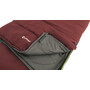 Outwell Contour Schlafsack Kinder red
