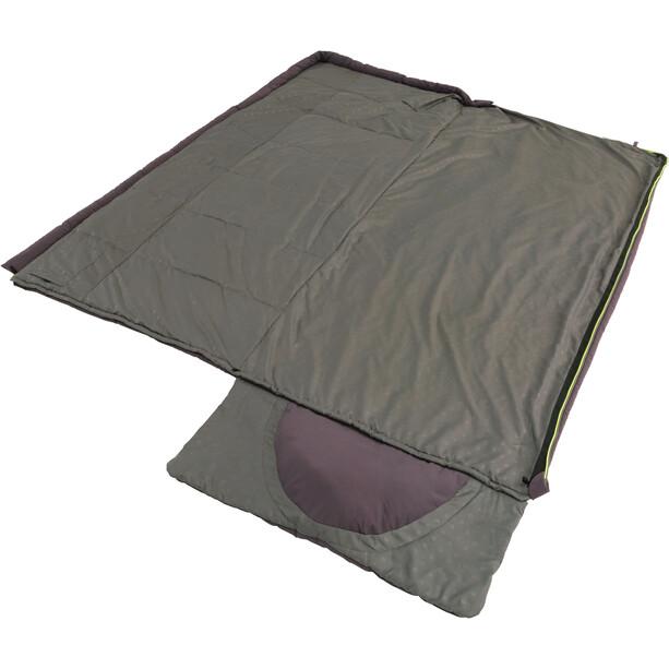 Outwell Contour Schlafsack dark purple