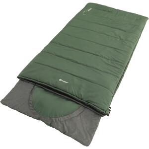 Outwell Contour Lux XL Schlafsack green green