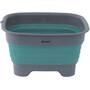Outwell Collaps Waschschüssel mit Ausguss deep blue
