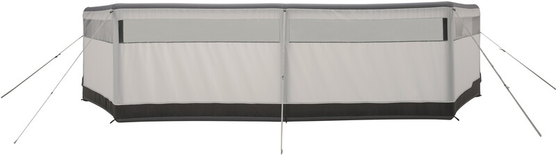 Outwell Windscreen Air grey Windschutz & Strandmuscheln 111080