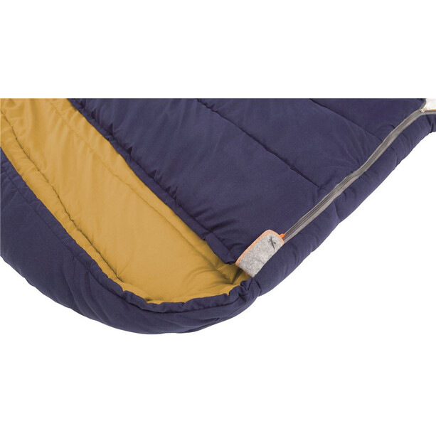 Easy Camp Moon Schlafsack Double blue