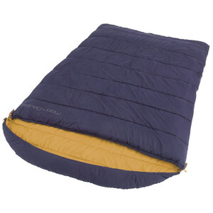Easy Camp Moon Schlafsack Double blue blue