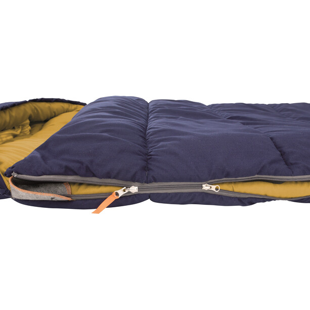 Easy Camp Moon Schlafsack blue