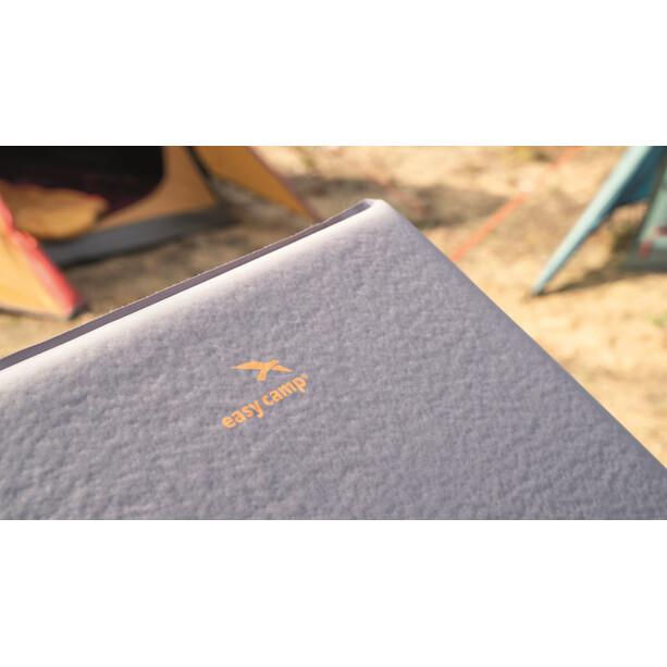 Easy Camp Siesta Matte Doppelt 3cm grey